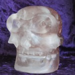 Ta'chu'la - a crystal skull found in Mongolia