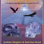 Cover of the New Crystal Skull Kindle e-book by Joshua Shapiro and Katrina Head, the crystal skull explorers