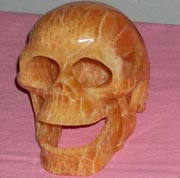 Xen - a calcite Singing Skull