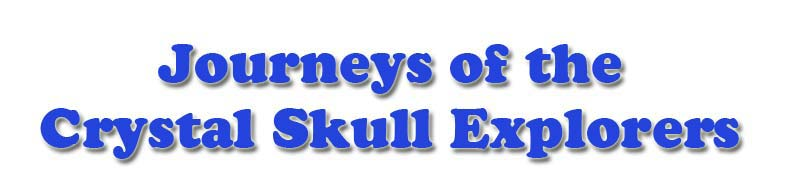 Crystal Skull Explorers - Joshua Shapiro & Katrina Head, their Journeys