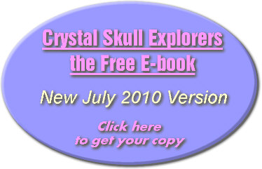 Get Your Free Crystal Skull E-book - Crystal Skull Mystery
