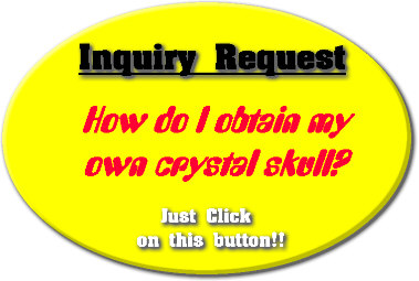How to Buy Your Own Crystal Skull (Cristal Skull)