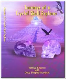 Journeys of a Crystal Skull Explorer (cover)