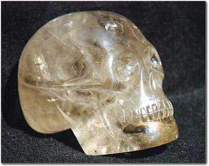 The Crystal Skull Portal de Luz